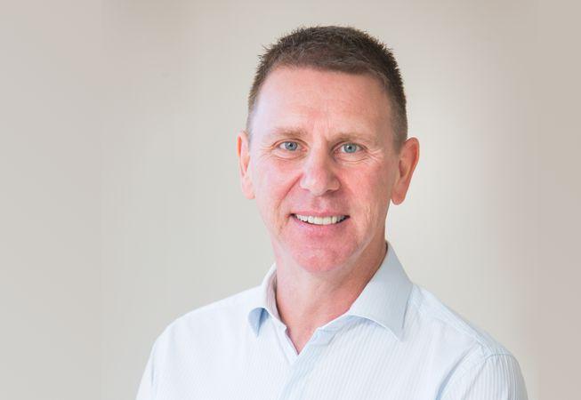 Dr Brian Warden